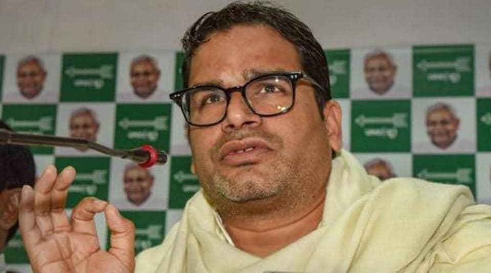 Prashant Kishor takes a jibe at Sushil Modi, creates ripples in NDA again - india news - Hindustan Times