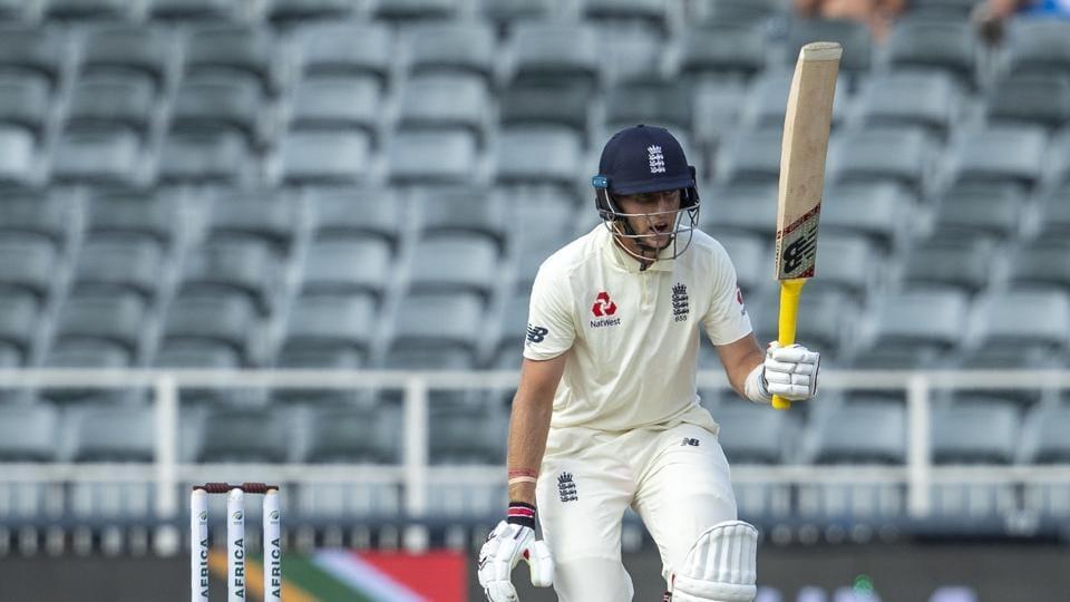 Captain Joe Root's single brought up half-a-million Test runs for England