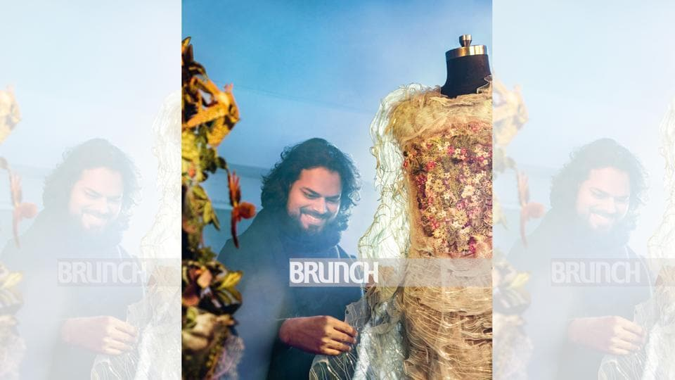 HT Brunch Cover Story: Why Rahul Mishra is the designer of the new decade... - brunch feature - Hindustan Times
