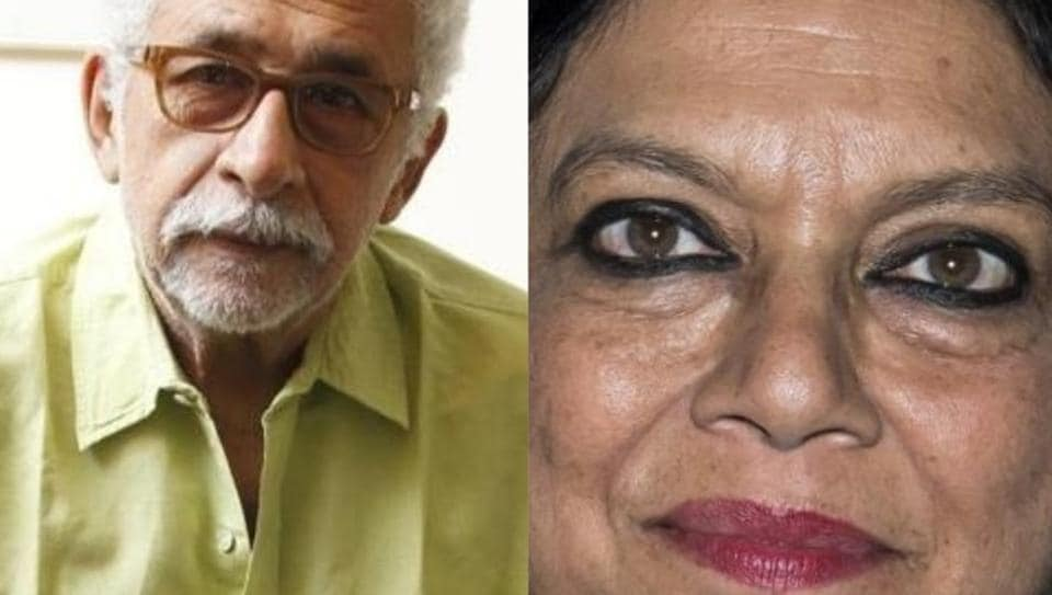 Mira Nair, Naseeruddin Shah among 300 signatories extend support to students protesting CAA-NRC and declare in an open letter, 'Our silence ends now'.