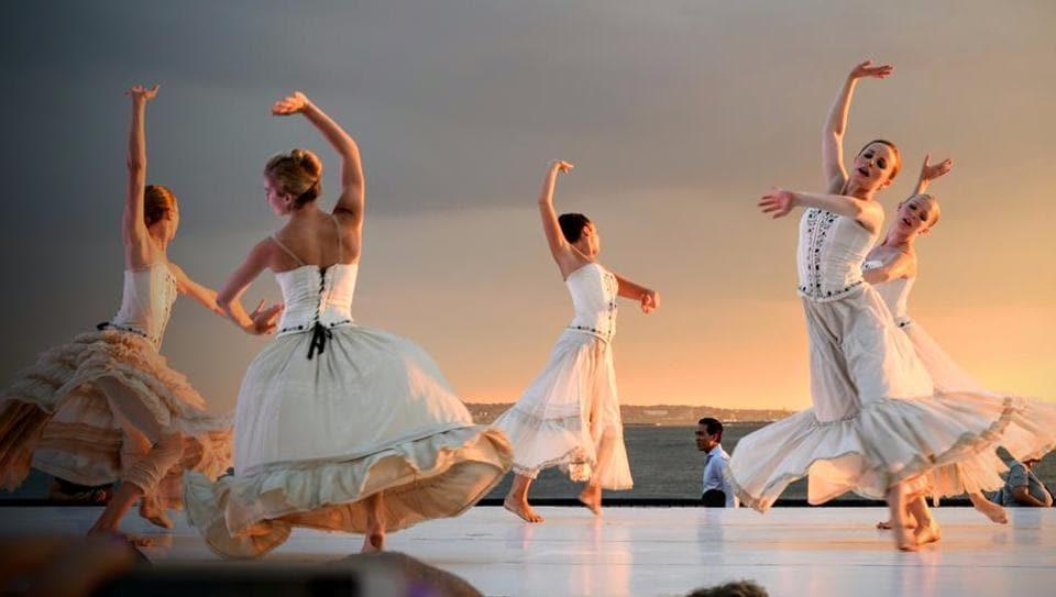 British ballet shines spotlight on refugee women. (REPRESENTATIONALIMAGE)