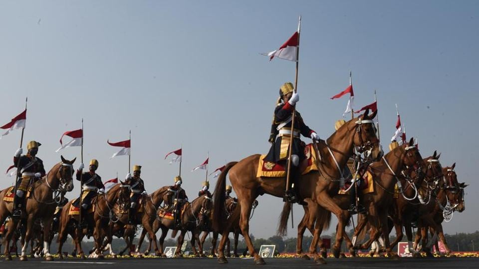 The gallantry awards for military personnel were announced on the eve of the 71st Republic Day.