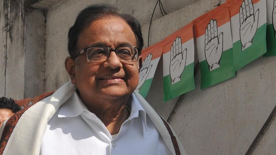 'Let us raise the level of protest', Chidambaram tweets on Republic Day - india news - Hindustan Times