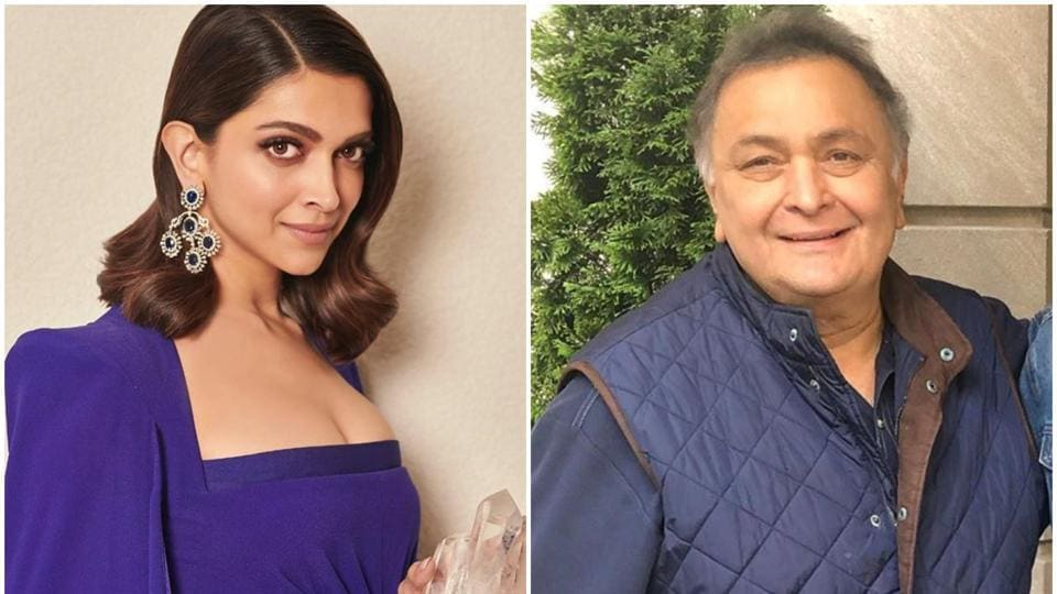 Deepika Padukone and Rishi Kapoor will star in the Hindi remake of The Intern.