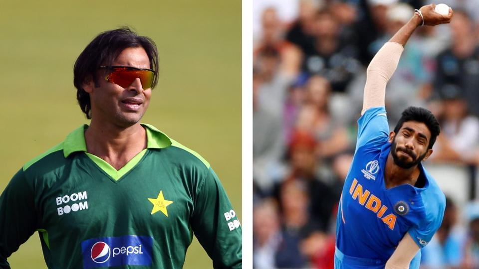 Shoaib Akhtar was all praise for India's fast bowlers