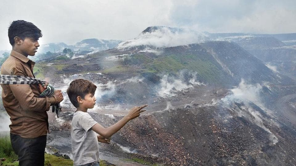 Diseases, allergies stalk residents of India's most polluted city Jharia - india news - Hindustan Times