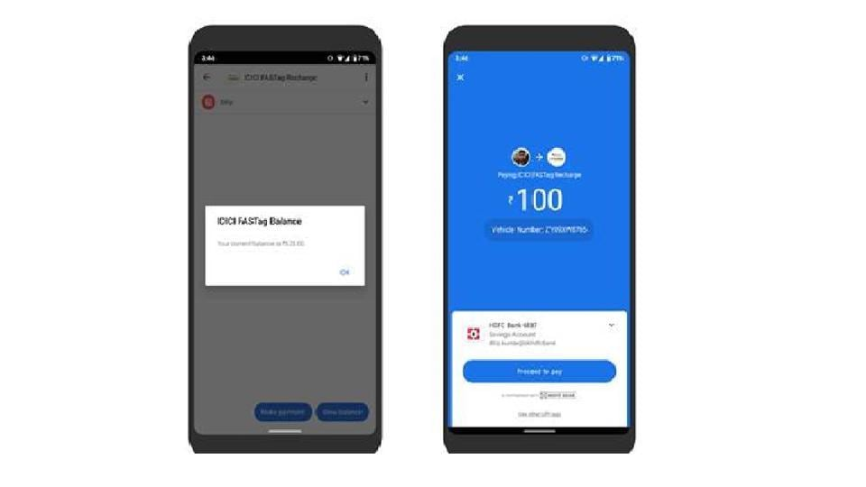 Google Pay now lets you recharge your FASTag: Step-by-step guide - Hindustan Times thumbnail