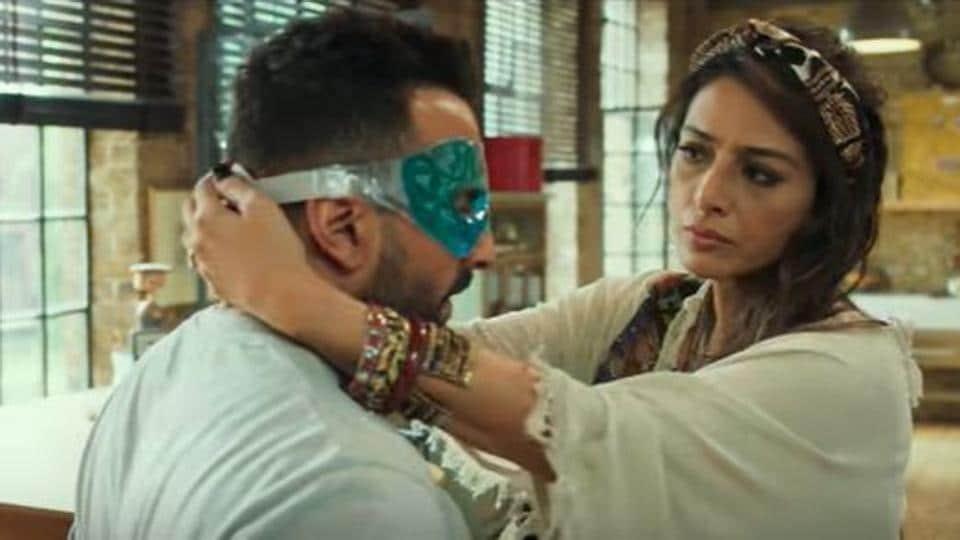 Jawaani Jaaneman stars Tabu,Saif Ali Khan and newcomer Alaya F in prominent roles.