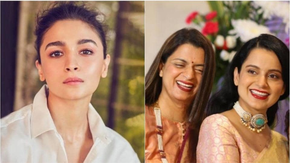 Alia Bhatt doesn't regret sending flowers to Kangana Ranaut despite Rangoli's mocking tweet: 'Let them...