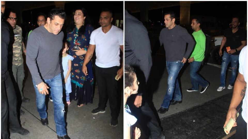 SalmanKhan will be seen next inRadhe.