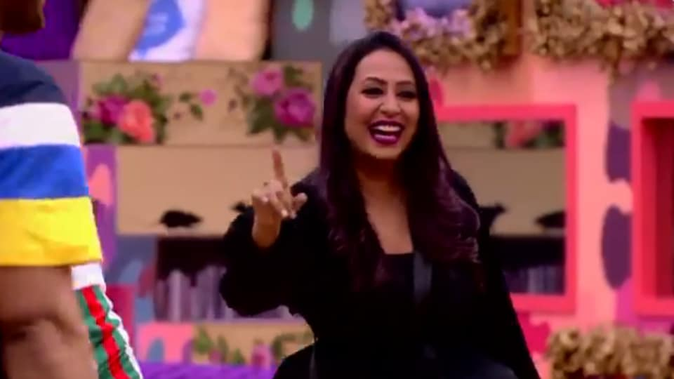 Bigg Boss 13: Kashmera Shah will be at her wittiest best in the upcoming episode.