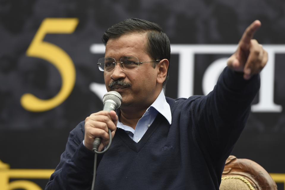 Arvind Kejriwal tweeted he was dismayed.He followed up on his tweet with an emotional pitch recalling how he had given up his job as an income tax officer to sit on a hunger strike against corruption.