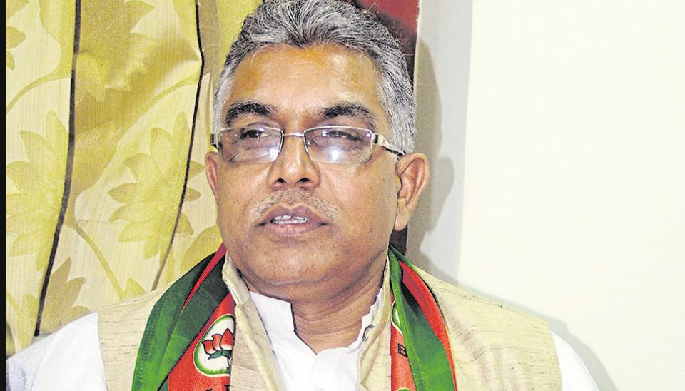 President of BJP's Bengal unit Dilip Ghosh said he was surprised that no protester at Delhi's Shaheen Bagh has died despite the capital's bitter cold.