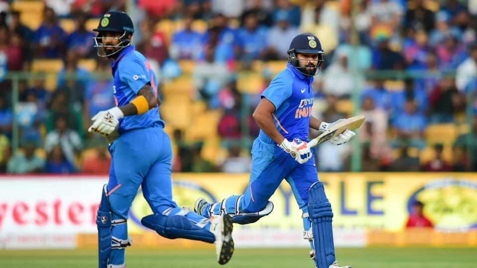 File image of Rohit Sharma, KL Rahul