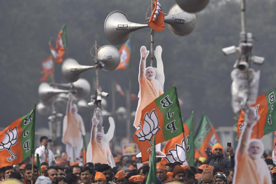 Whether BJP's Hindu nationalist policies are an expression of democracy or a threat to it hinges on methods it employs