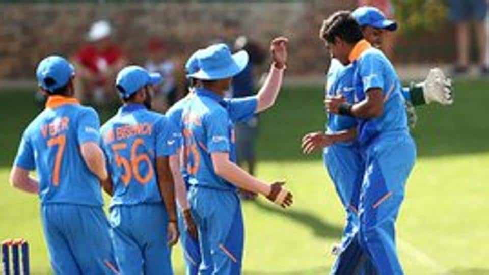 India defeated Australia in the U19 World Cup.