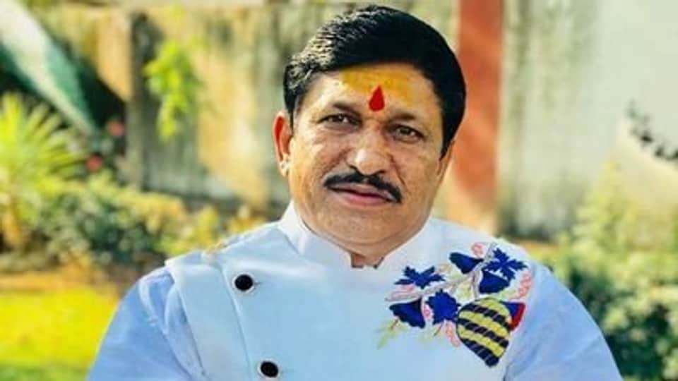 """BJP's Maihar MLANarayan Tripathi said the party should either follow Babasaheb Ambedkar's Constitution or """"tear and throw it away"""", as it is clear that the nation cannot be divided on religious lines."""