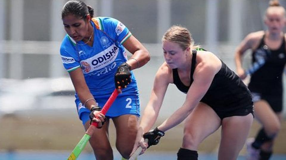 Indian women's hockey team lose 0-1 to New Zealand - other sports - Hindustan Times