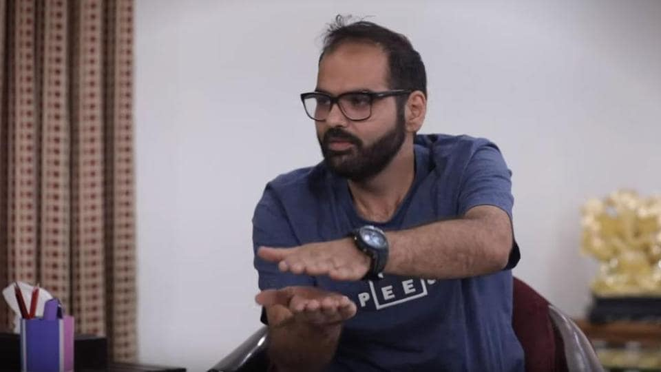 Comedian Kunal Kamra has been put on no-fly list by two airlines after he heckled journalist Arnab Goswami onboard an Indigo flight.