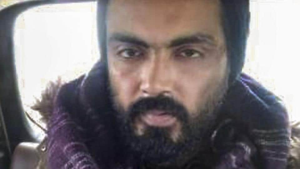 Sharjeel Imam, accused of allegedly making inflammatory statements, was arrested by Delhi Police from Jehanabad district of Bihar, Tuesday, Jan. 28, 2020.