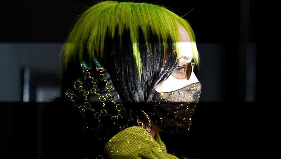 62nd Grammy Awards – Arrivals – Los Angeles, California, U.S., January 26, 2020 – Billie Eilish. REUTERS/Mike Blake