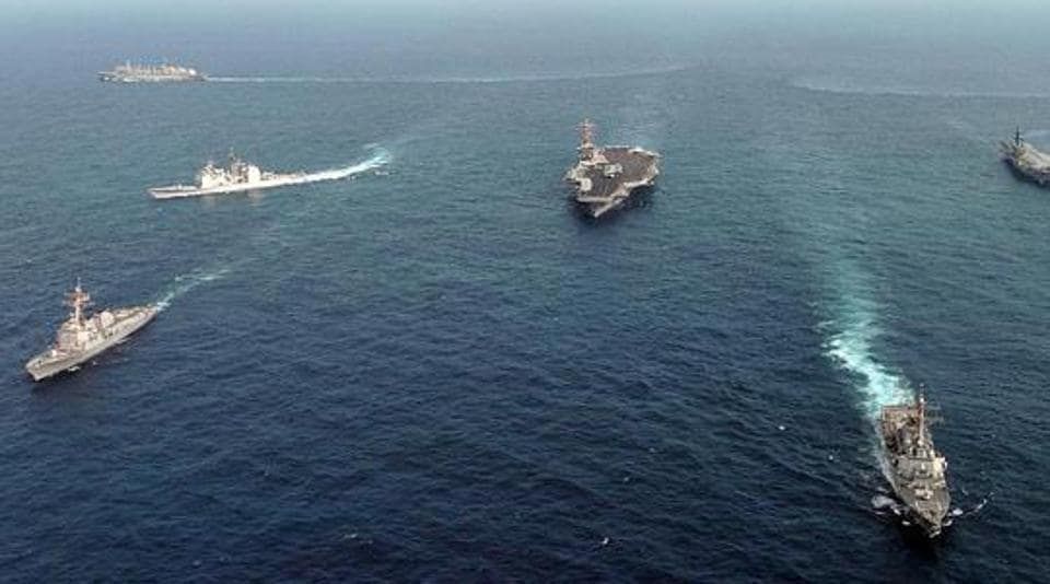 In September 2019, a Chinese vessel that had intruded into Indian waters near the Andaman & Nicobar islands was driven away because it was not supposed to be there. Image used for representational purpose only.