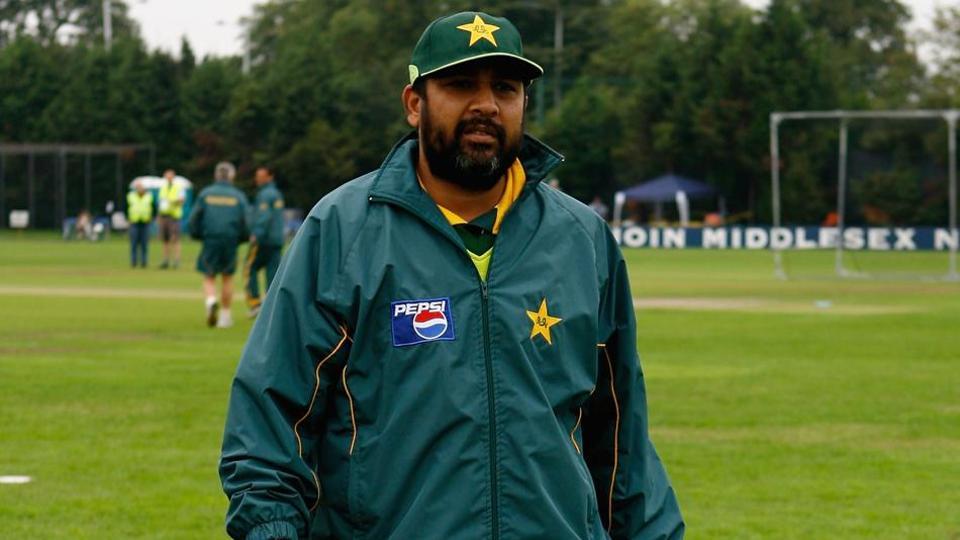 Former Pakistan captain Inzamam-ul-Haq