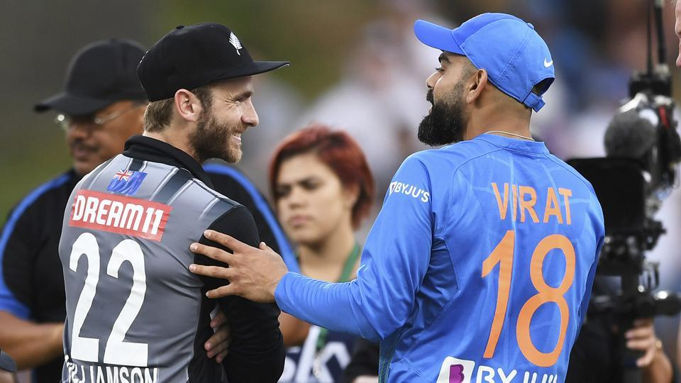 India vs New Zealand:'Told our coach that they deserved to win' -  Virat Kohli pays big compliment to Kane Williamson - cricket - Hindustan Times