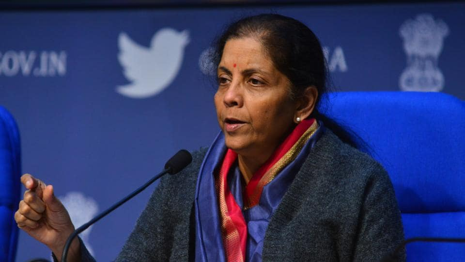 Finance minister Nirmala Sitharaman will present the budget for the financial year 2020-21 on February 1, 2020.