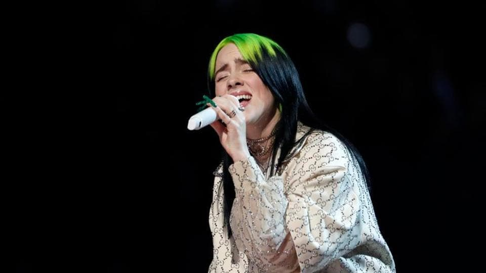 Billie Eilish swept the Grammys earlier last week with five wins.