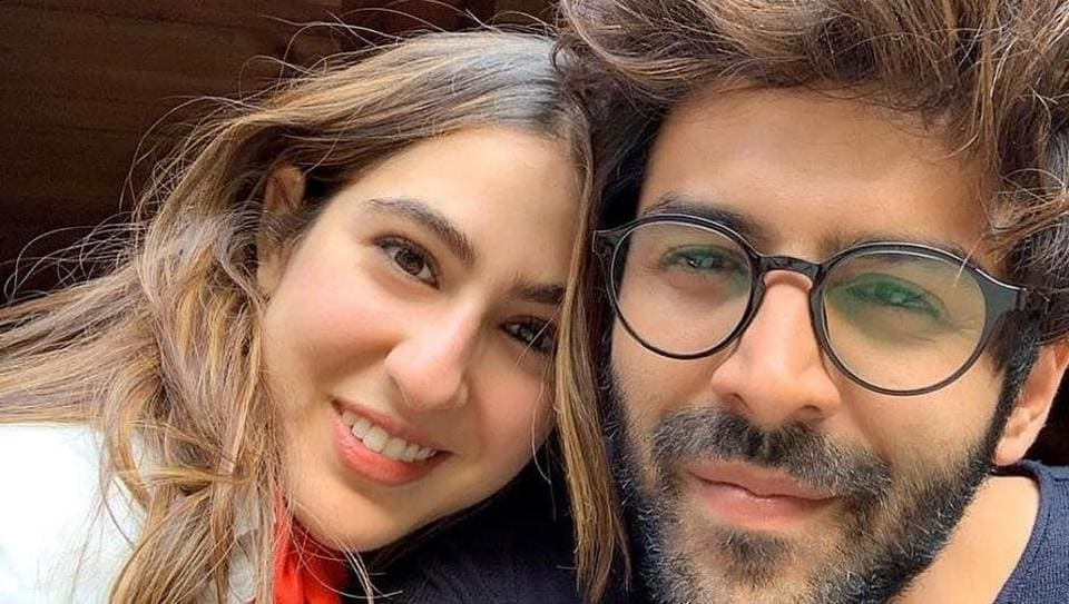 Sara Ali Khan teased Kartik Aaryan about him not being ready for marriage right now.