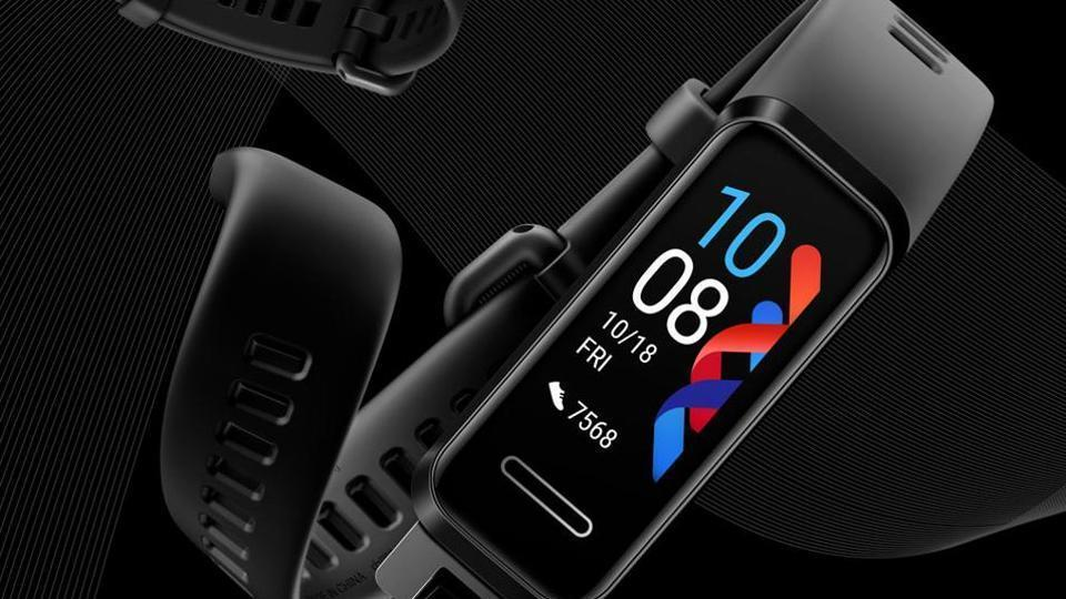 Huawei Band 4 fitness band sale details announced.