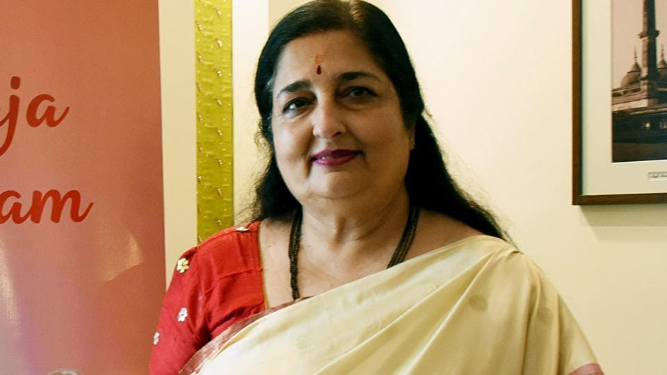 The Supreme Court has ordered a stay on proceedings against Anuradha Paudwal in a case.