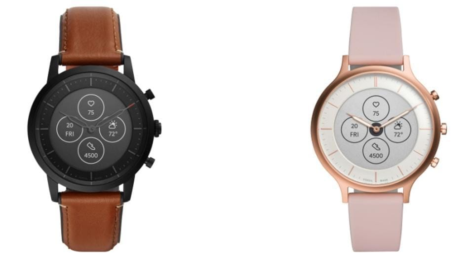 new Hybrid HR smartwatch launched in India