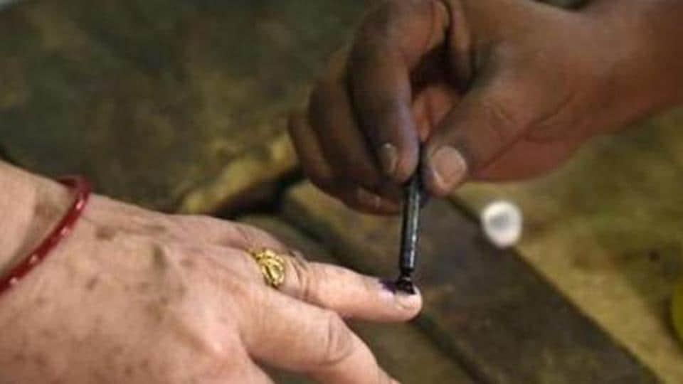 The voting in Delhi will take place at 13,750 polling booths.