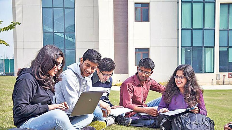The University Grants Commission (UGC) has been undertaking efforts to make higher education relevant to the societal and national needs, its chairman D P Singh said on Wednesday.