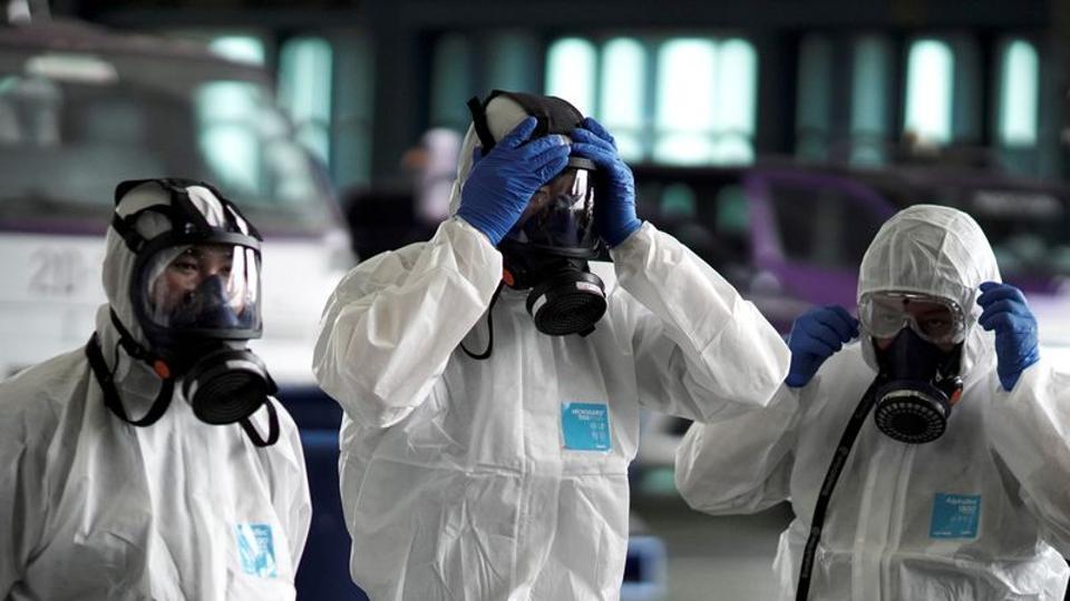 The death from the novel Coronavirus has climbed to 170, health officials said on Thursday