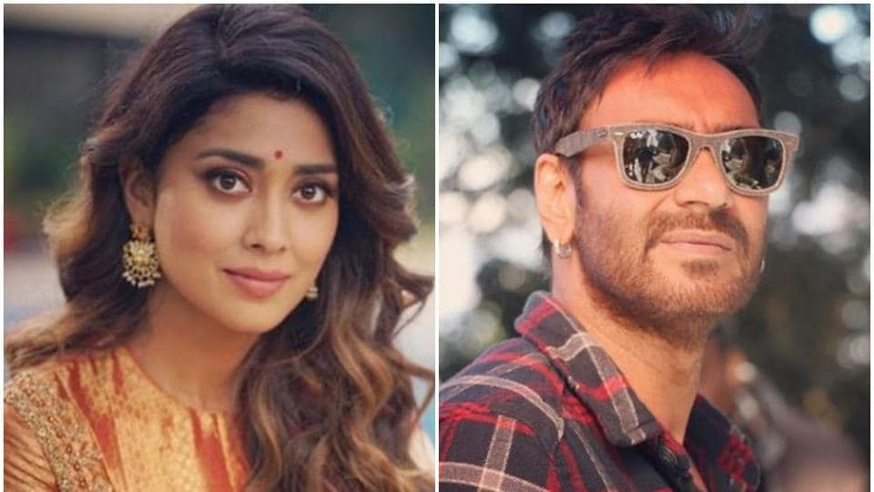 Ajay Devgn and Shriya Saran worked together in Drishyam.