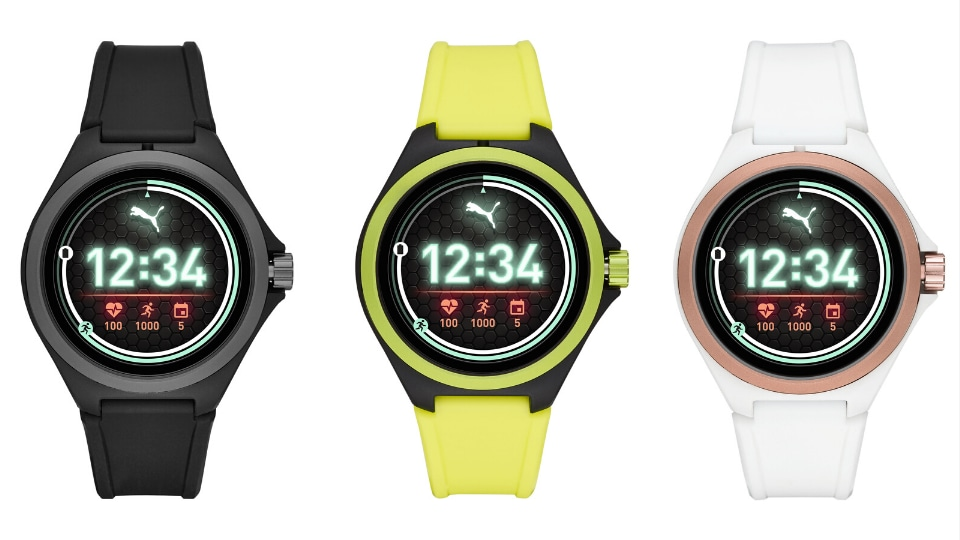 Puma has joined hands with Fossil to launch their first ever smartwatch. The smartwatch has been designed to help athletes train, track goals and connect on the go.