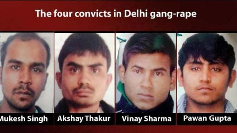 Four men convicted in the December 16 Delhi gang-rape case will not be hanged tomorrow, a Delhi court ordered on Friday