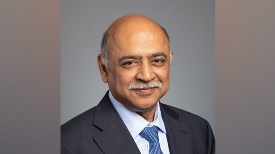 Indian-origin Arvind Krishna has been named as Chief Executive Officer (CEO) of International Business Machines