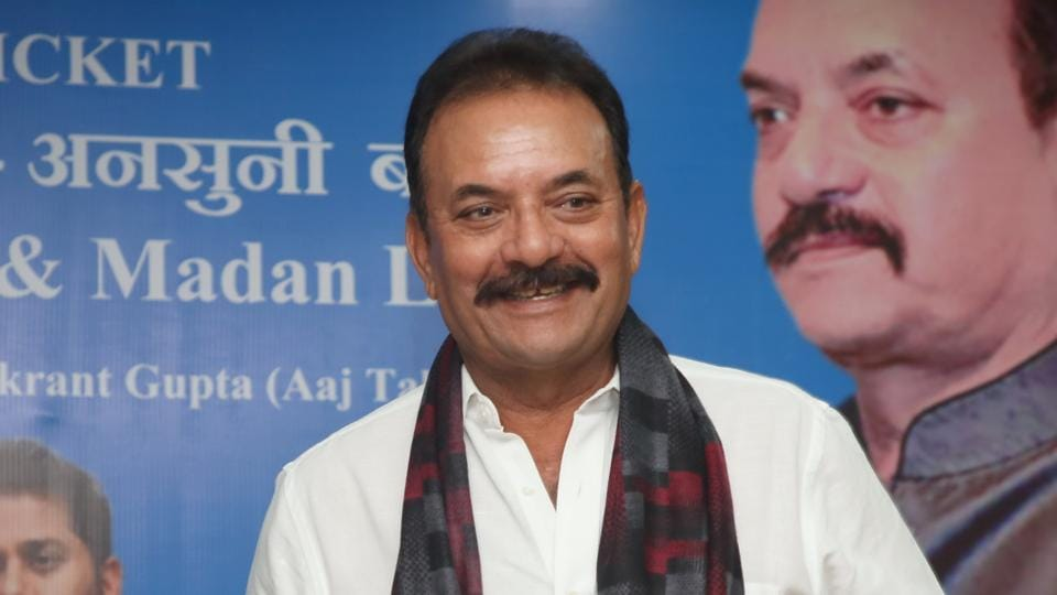 File image of former India cricketer Madan Lal.