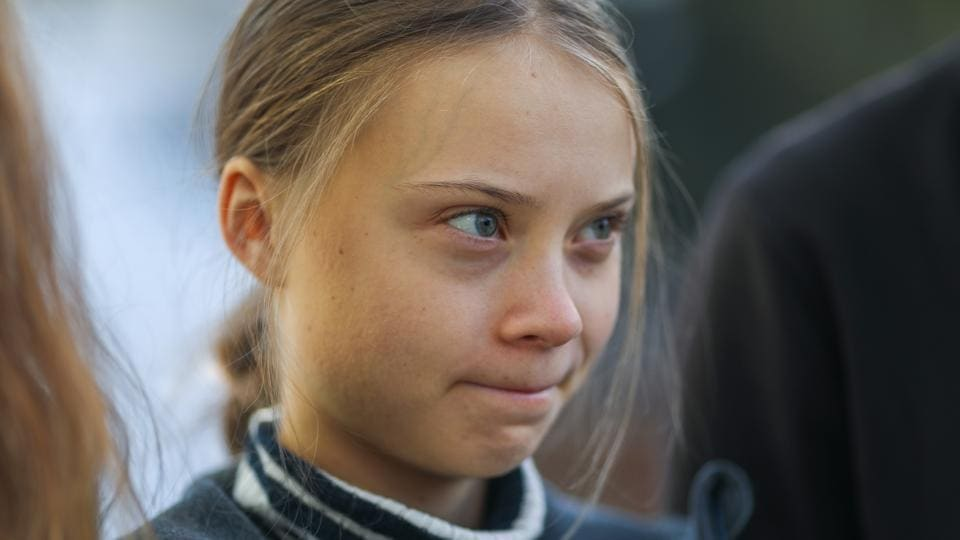 """Greta Thunberg and the global protest movement """"Fridays for Future"""" were nominated Thursday for the 2020 Nobel Peace Prize"""