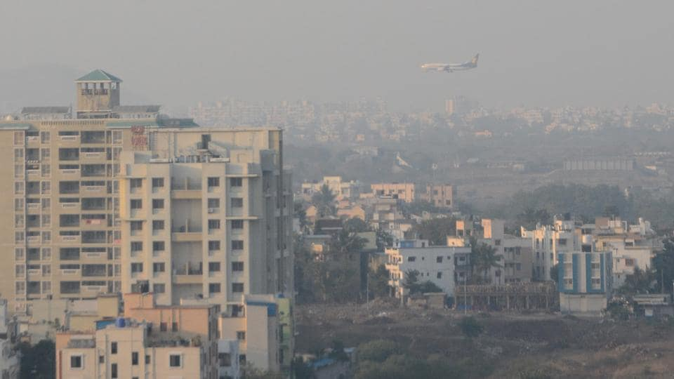 The Air Force issued a notification in April 2018 and made it mandatory to take a no-objection certificate for height clearance for the areas which are falling in the red zone as per colour coded zoning map.