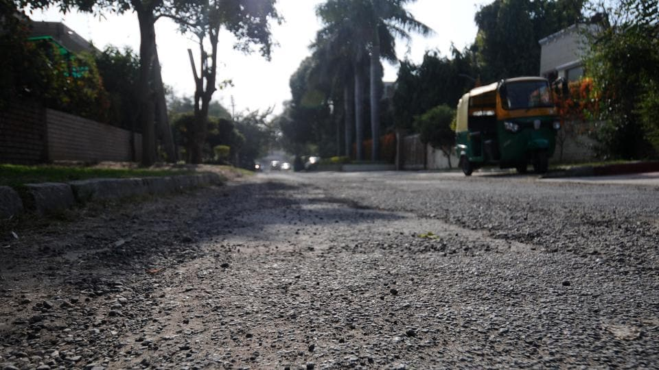 With this year's grant, MC can at best only repair roads among the various development works staring at it.