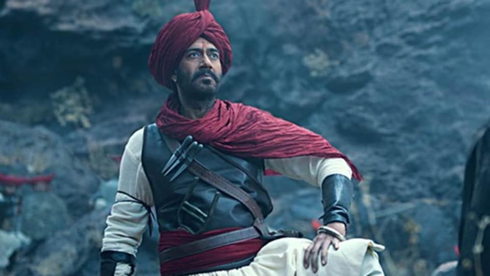 Tanhaji is the first film of the year to earn Rs 250 crore.