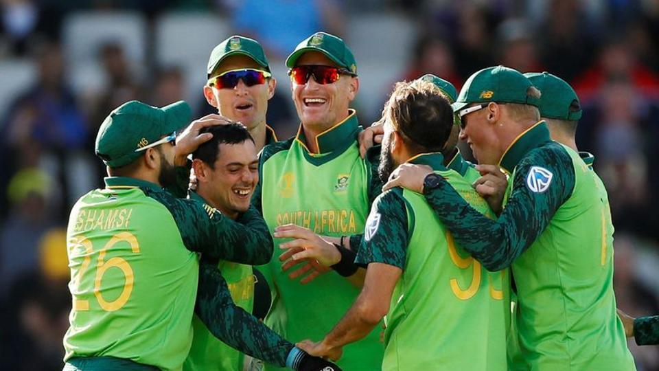 South Africa are seeking to rebuild after a disastrous World Cup in England last year