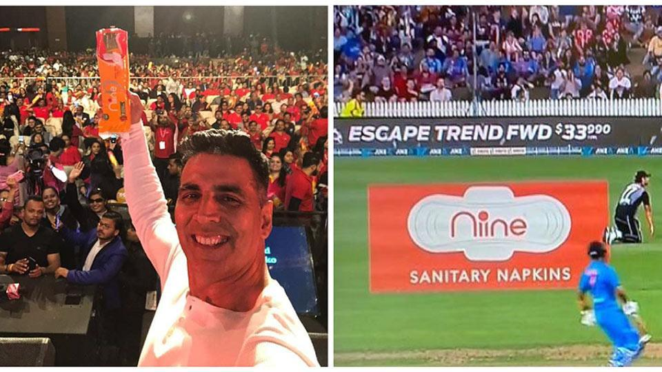 Niine has always addressed the country's need for awareness and adoption of safe menstrual hygiene and break barriers. The social campaign was led by actor Akshay Kumar in Lucknow, with 531 cities in India joining the cause.