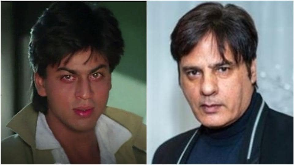 Shah Rukh Khan's iconic stalker from Darr was first offered to Rahul Roy.