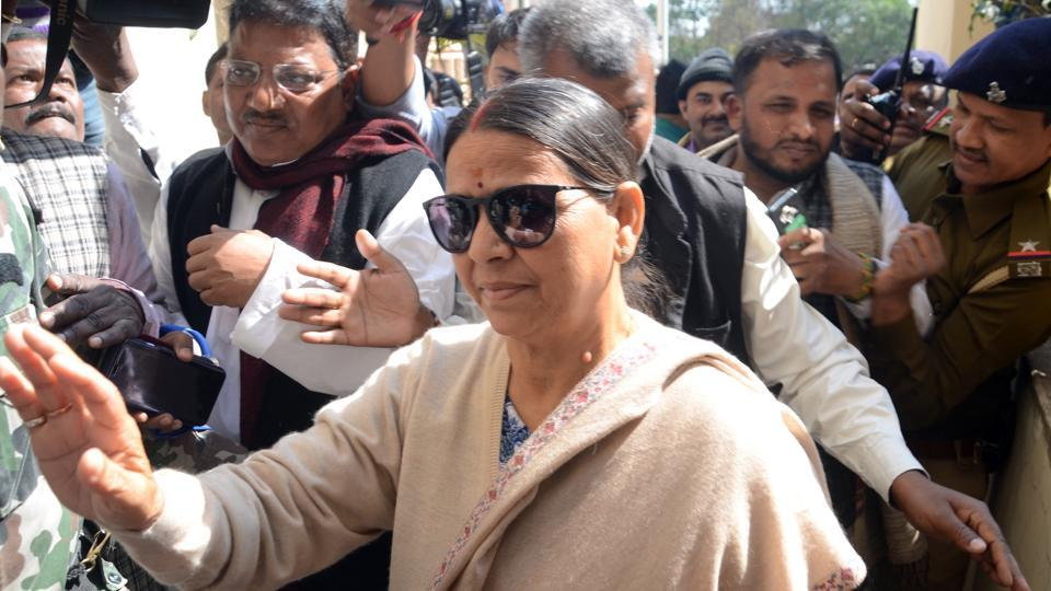 Former Bihar Chief minister Rabri Devi  is currently a Member of  Legislative Council.